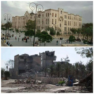 Aleppo City